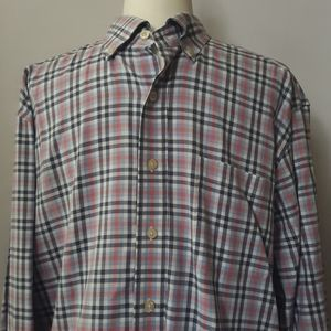 Vineyard Vines | Men's Plaid Murray Shirt | Medium